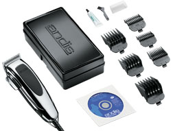 EasyClip Whisper Adjustable Blade Clipper Kit 12 pc. #23585
