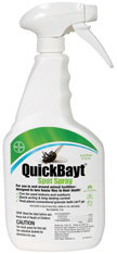 QuickBayt Spot Spray 3 oz.