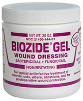 Biozide Wound Dressing