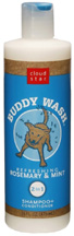 Buddy Wash Dog Shampoo & Conditioner Rosemary & Mint 16 oz. Cloud Star Corp.