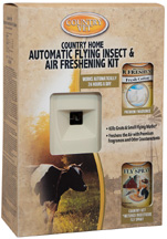 Country Home Flying Insect & Air Freshening Kit, 3 pc.