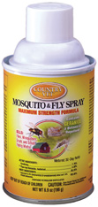 Metered Maximum Strength Mosquito & Fly Spray