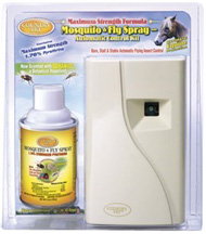 Equine Mosquito & Fly Control Kit, 2 pc.