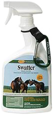 Swatter Insecticide & Repellent Spray, 32 oz.