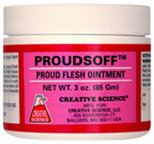 PROUDSOFF Proud Flesh Ointment 4 oz. Creative Science