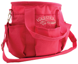 Equestria Sport Nylon Grooming Tote Bag PINK #2191