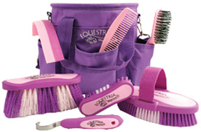 Equestria Sport Series 8-PC Boxed Grooming Kit PURPLE