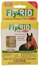 Fly Rid Plus Spot On, 3 Dose/Card Durvet