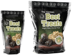 German Beet Treats 1 lb. Equus Magnificus