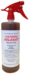 Natural Release Muscle Wash