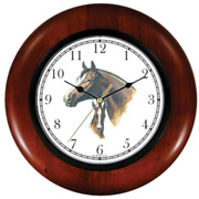 Stallion & Colt JP Horse Clock WatchBuddy Watches