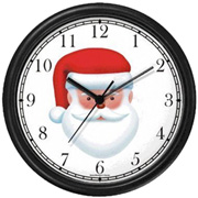 Santa Claus Clock WatchBuddy Watches