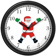 Santa Claus / Whole Body Clock WatchBuddy Watches