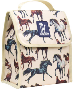 Horse Dreams Munch 'n Lunch Bag Wildkin