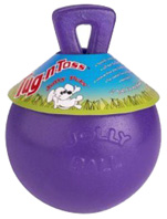 Jolly Ball Tug n Toss w/Handle