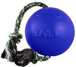 Romp-n-Roll Ball BLUE
