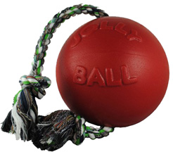 Romp-n-Roll Ball RED