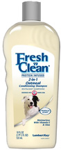 Fresh 'n Clean 2-in-1 Conditioning Shampoo Oatmeal Tropical Scent