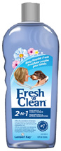 Fresh 'n Clean 2-in-1 Conditioning Shampoo Baby Powder Scent