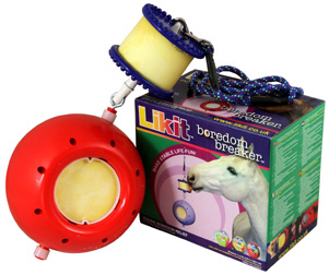 Boredom Buster Likit Horse Toys