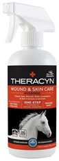 Theracyn Wound & Skin Care Hydrogel Equine