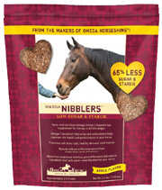 Omega Nibblers Omega-3 LOW SUGAR & STARCH 3.5 lb. Omega Fields