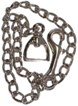Stud Chain Nickel Plated 30 inch partrade