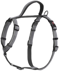Halti Walking Harness Black MEDIUM