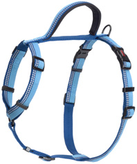 Halti Walking Harness Blue LARGE