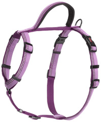Halti Walking Harness Purple MEDIUM