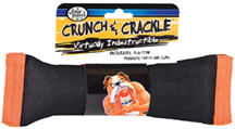 CRUNCH & CRACKLE Four Paws