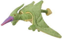 GODOG DINOS Terry Pterodactyl Green Quaker Pet Group