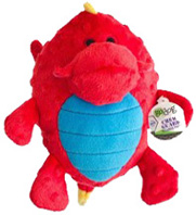 GODOG DRAGONS GRUNTERS Red Large