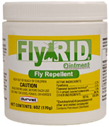 Fly RID Fly Repellent Ointment 6 oz.