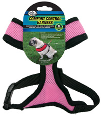 Comfort Control Harness Pink MEDIUM