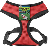 Comfort Control Harness Red MEDIUM