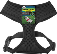 Comfort Control Harness Black SMALL