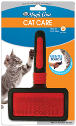 Magic Coat Gentle Slicker Wire Brush CATS