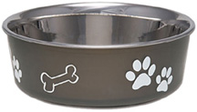 Bella Bowl Classic Espresso MEDIUM/LARGE/X-LARGE Loving Pets Products