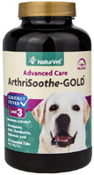 Arthrisoothe Gold Advanced Joint Care Level 3 CHEWABLE TABS 40