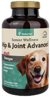 Senior Wellness Hip & Joint Advanced CHEWABLE TABS 90