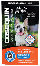 Cosequin Joint Health Supplement Minis Plus MSM & Boswellia 45 Soft Chews