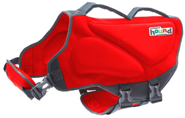 Dawson Swim Life Jacket Red