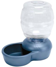 Replendish Waterer SMALL PEARL PEACOCK BLUE 1 GAL