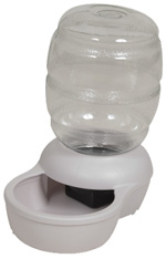 Replendish Waterer SMALL PEARL WHITE 1 GAL