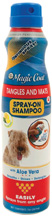 Continuous Spray On Shampoo Tangles & Mats Four Paws