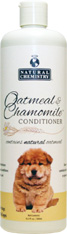 NATURAL CONDITIONER Oatmeal & Chamomile 16 oz. Natural Chemistry