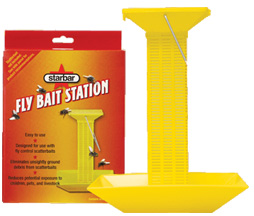 Fly Bait Station