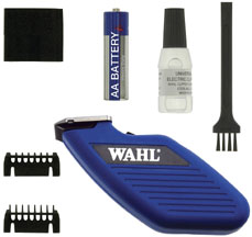 Pocket Pro Trimmer Equine BLUE #9861-900 Wahl